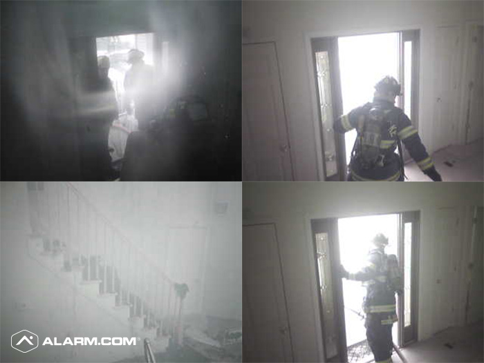 Image Sensor Firefighters