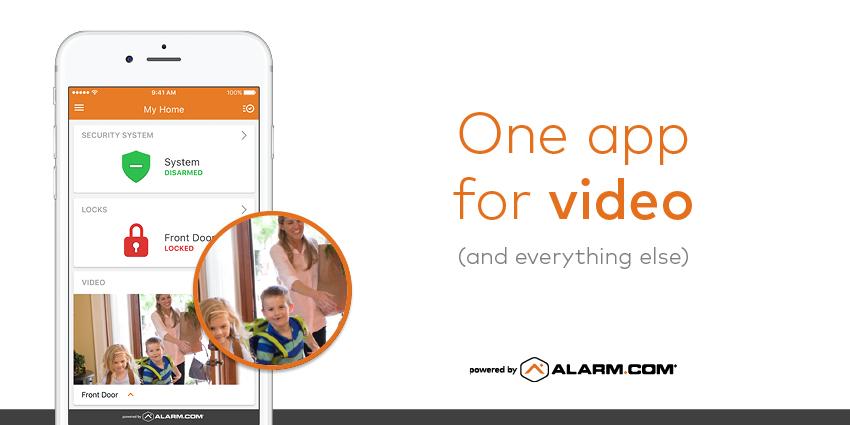 smart home app video