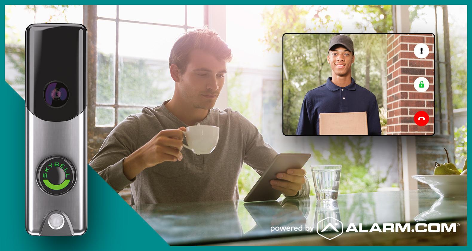 Outdoor Home Security Doorbell Camera.jpg